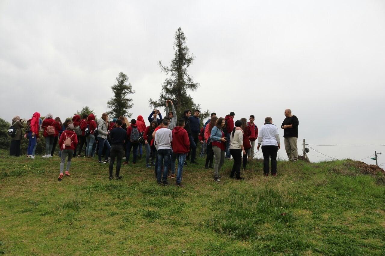 فعاليات اليوم الثالث مع البعثة الالمانية