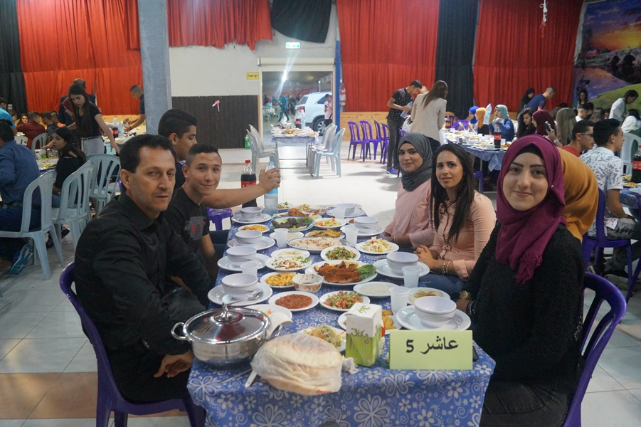 مدرسة آفاق الثانويّة كفرمندا في أمسية رمضانيّة