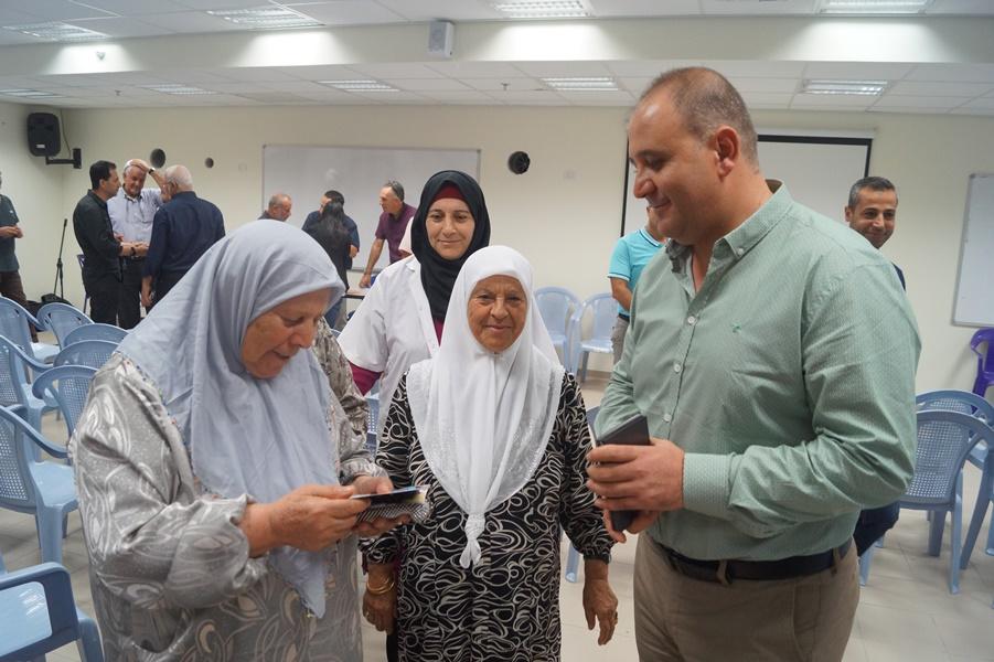 وتتلاقى الأجيال في مدرسة آفاق الثانويّة لنحتفل بذكرى الهجرة النبويّة