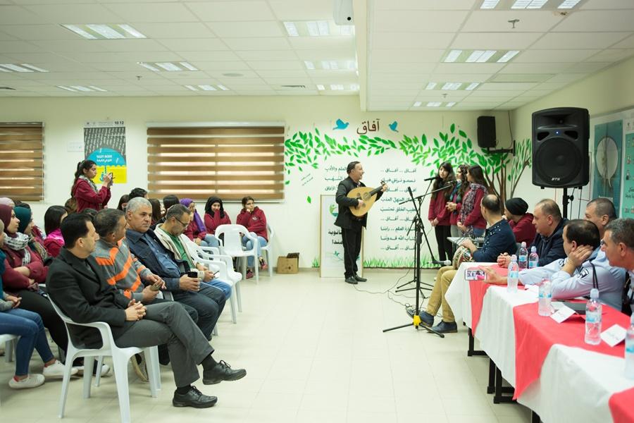 برنامج توعية حول نبذ العنف