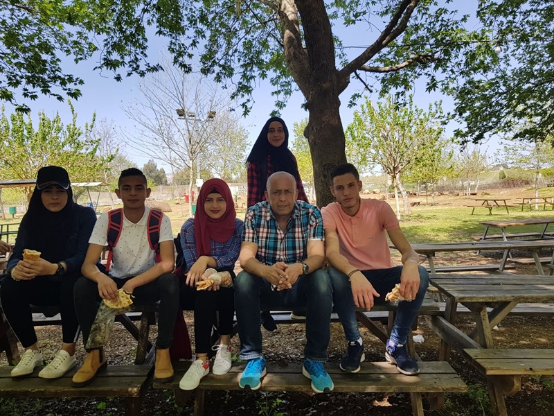 رحلة طلاب طبقة الثواني عشر الى بينت بول هجوشريم  ومعيان باروخ الاثنين 2018-3-26