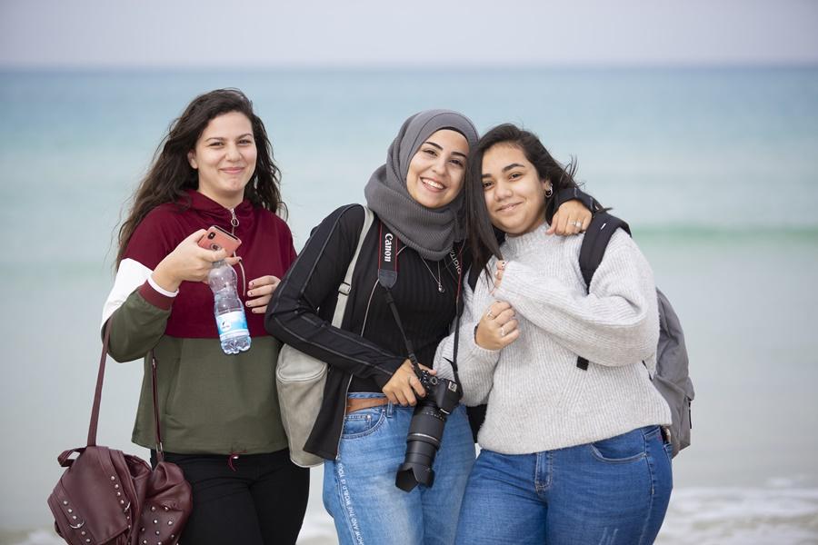 رحلة طلاب العواشر الخميس 2018-11-29