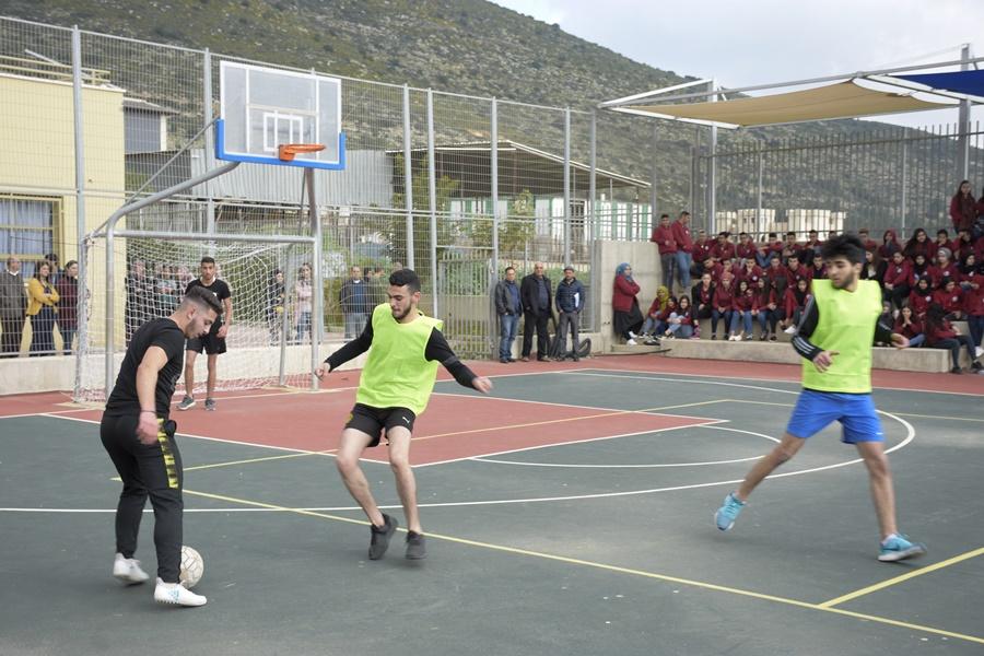 افتتاح دوري كرة القدم