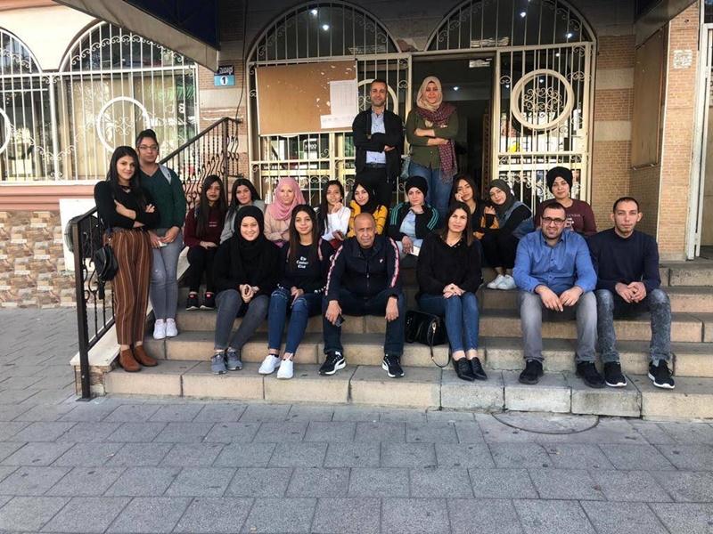 يوم توجيه اكاديمي لطلاب الصفّ الثّاني عشر في كلية سخنين