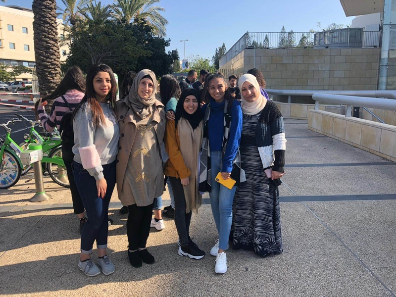 يوم توجيه اكاديمي لطلاب الصفّ الثّاني عشر في جامعة تل ابيب