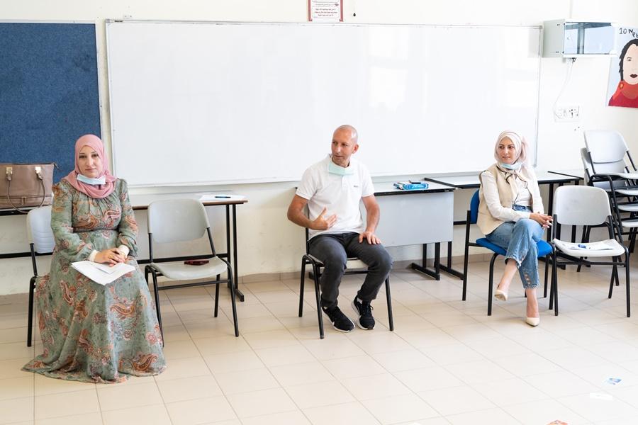 مدرسة آفاق الثانوية كفرمندا تفتتح عامها الدراسيّ 2020/2021
